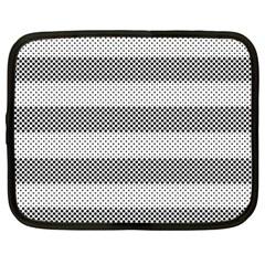 Pattern Half Tone Netbook Case (XXL)