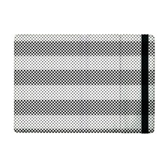 Pattern Half Tone Apple Ipad Mini Flip Case
