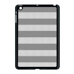 Pattern Half Tone Apple iPad Mini Case (Black)