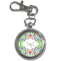 Holiday Festive Background With Space For Writing Key Chain Watches