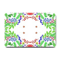 Holiday Festive Background With Space For Writing Small Doormat