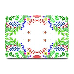Holiday Festive Background With Space For Writing Plate Mats