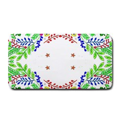 Holiday Festive Background With Space For Writing Medium Bar Mats