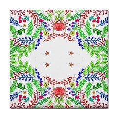Holiday Festive Background With Space For Writing Face Towel