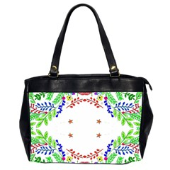 Holiday Festive Background With Space For Writing Office Handbags (2 Sides)