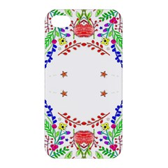 Holiday Festive Background With Space For Writing Apple Iphone 4/4s Hardshell Case