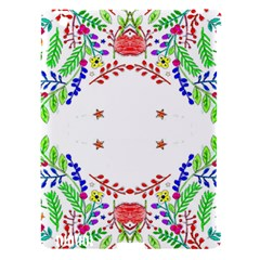 Holiday Festive Background With Space For Writing Apple Ipad 3/4 Hardshell Case (compatible With Smart Cover)