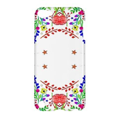 Holiday Festive Background With Space For Writing Apple Ipod Touch 5 Hardshell Case