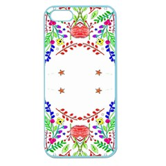 Holiday Festive Background With Space For Writing Apple Seamless iPhone 5 Case (Color)