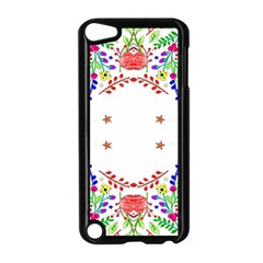 Holiday Festive Background With Space For Writing Apple Ipod Touch 5 Case (black)