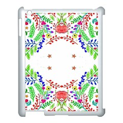 Holiday Festive Background With Space For Writing Apple Ipad 3/4 Case (white)