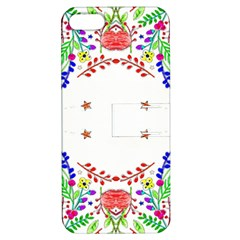 Holiday Festive Background With Space For Writing Apple Iphone 5 Hardshell Case With Stand