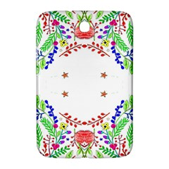 Holiday Festive Background With Space For Writing Samsung Galaxy Note 8 0 N5100 Hardshell Case