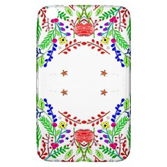 Holiday Festive Background With Space For Writing Samsung Galaxy Tab 3 (8 ) T3100 Hardshell Case