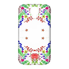 Holiday Festive Background With Space For Writing Samsung Galaxy S4 Classic Hardshell Case (PC+Silicone)