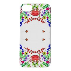 Holiday Festive Background With Space For Writing Apple Iphone 5s/ Se Hardshell Case