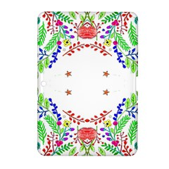 Holiday Festive Background With Space For Writing Samsung Galaxy Tab 2 (10.1 ) P5100 Hardshell Case