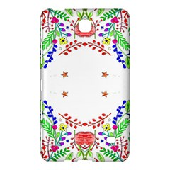 Holiday Festive Background With Space For Writing Samsung Galaxy Tab 4 (7 ) Hardshell Case