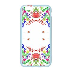 Holiday Festive Background With Space For Writing Apple Seamless iPhone 6/6S Case (Color)