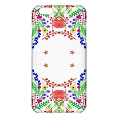 Holiday Festive Background With Space For Writing iPhone 6 Plus/6S Plus TPU Case