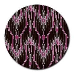 Pearly Pattern Round Mousepads