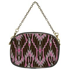 Pearly Pattern Chain Purses (One Side)