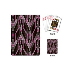 Pearly Pattern Playing Cards (Mini)
