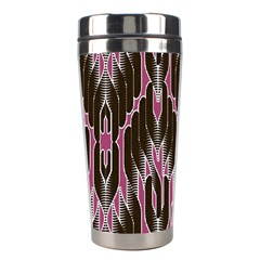 Pearly Pattern Stainless Steel Travel Tumblers