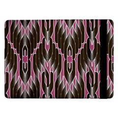 Pearly Pattern Samsung Galaxy Tab Pro 12 2  Flip Case