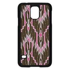 Pearly Pattern Samsung Galaxy S5 Case (black)