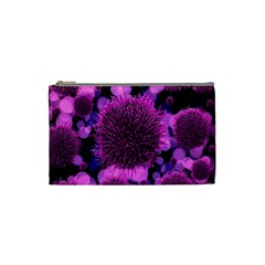Hintergrund Tapete Keime Viren Cosmetic Bag (Small)