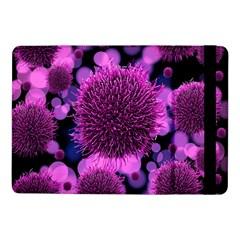 Hintergrund Tapete Keime Viren Samsung Galaxy Tab Pro 10 1  Flip Case