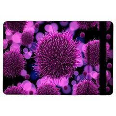 Hintergrund Tapete Keime Viren iPad Air 2 Flip