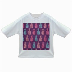 Pineapple Pattern  Infant/toddler T Shirts