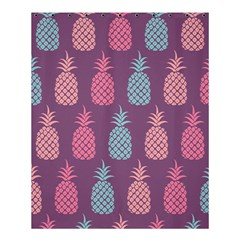 Pineapple Pattern  Shower Curtain 60  X 72  (medium)
