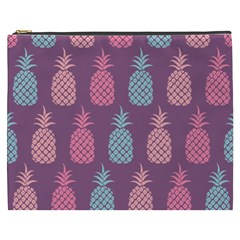 Pineapple Pattern  Cosmetic Bag (xxxl)