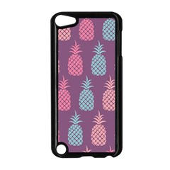 Pineapple Pattern  Apple Ipod Touch 5 Case (black)