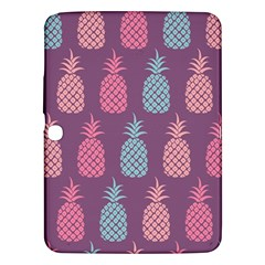 Pineapple Pattern  Samsung Galaxy Tab 3 (10 1 ) P5200 Hardshell Case