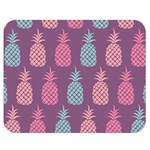 Pineapple Pattern  Double Sided Flano Blanket (Medium)  60 x50 Blanket Front