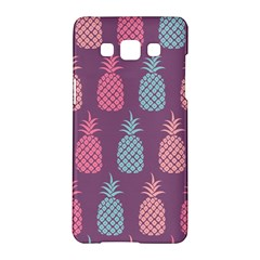 Pineapple Pattern  Samsung Galaxy A5 Hardshell Case