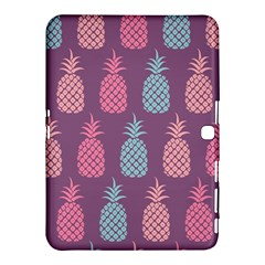 Pineapple Pattern  Samsung Galaxy Tab 4 (10 1 ) Hardshell Case