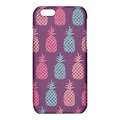Pineapple Pattern  iPhone 6/6S TPU Case