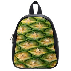Pineapple Pattern School Bags (Small)