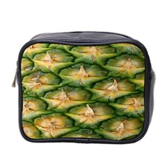 Pineapple Pattern Mini Toiletries Bag 2-Side