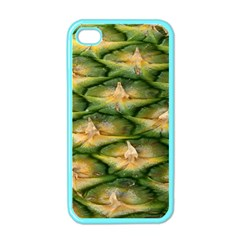 Pineapple Pattern Apple Iphone 4 Case (color)