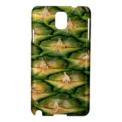 Pineapple Pattern Samsung Galaxy Note 3 N9005 Hardshell Case