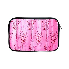 Pink Curtains Background Apple iPad Mini Zipper Cases