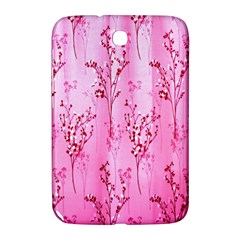 Pink Curtains Background Samsung Galaxy Note 8 0 N5100 Hardshell Case
