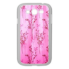 Pink Curtains Background Samsung Galaxy Grand Duos I9082 Case (white)