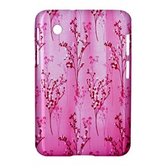 Pink Curtains Background Samsung Galaxy Tab 2 (7 ) P3100 Hardshell Case